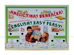 Elektronická výuková hra Angličtina? Brnkačka! | GM electronic Hall And Living Room, Living Room Kitchen, I Love Games, Easy Peasy, Gifts For Kids, English, Presents For Kids, Gifts For Children, Kitchen Living
