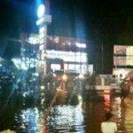 Hujan Sejak Sore, Bandung Dihantam Banjir