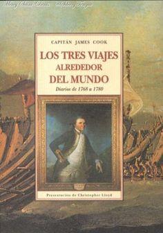 """Tres viajes alrededor del mundo 1768 a 1780. El nombre de James Cook evoca la figura de uno de los más grandes exploradores que ha dado la historia. En tres viajes consecutivos recorrió gran parte de los mares de la tierra, desde el Antártico hasta Alaska y el Ártico. Cook, que en su persona reunía excepcionales cualidades de científico y de explorador, dijo de sí mismo: """"Ambicionaba no sólo ir más lejos de lo que ningún hombre había ido nunca, sino tan lejos como fuese posible..."""""""