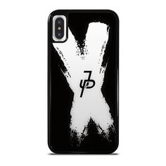 JAKE PAUL LOGO CROSS iPhone X Case - Best Custom Phone Cover Cool Personalized Design – Favocase