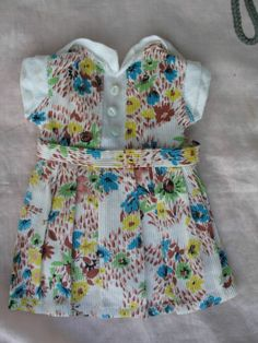 BLEUETTE-Robe-imprime-fleurs-fabrication-originale-Gautier-Languereau