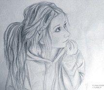 cute drawings of girls - Google Search