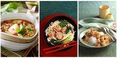 ramen noodle dishes