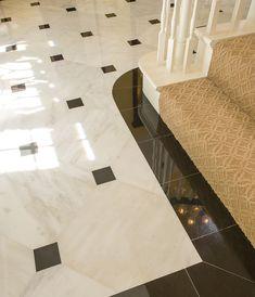 Tile Floor Designs Entryway | Marble Foyer Travertine Tile   Foyer Design  Design Ideas : Electoral7