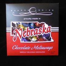 12 oz. Nebraska Chocolate Meltaways