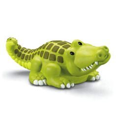 Little People Zoo Talkers Alligator - Fisher-Price Online Toy Store