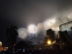 2015 Chinese Lunar New Year ( Year of Ram ) fireworks