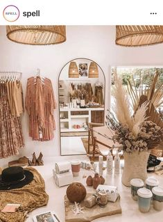 Bohemain Ideas for Interior Designing of Homes, business interior design, Boutique Design, Boutique Decor, Boutique Ideas, Boutique Stores, Vintage Boutique, Bohemian Stores, Bohemian Decor, Bohemian Baby, Bohemian House