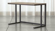 Small Space Solutions: 15 Low-Profile Desks to Suit Every Style — Annual Guide 2016