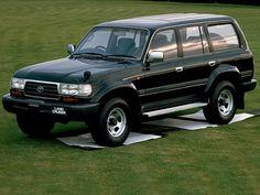 Toyota Land Cruiser 80 Van VX