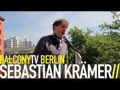 SEBASTIAN KRÄMER bei BalconyTVBerlin    https://www.balconytv.com/berlin https://www.facebook.com/BalconyTVBerlin