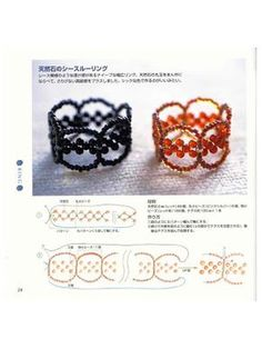 Coisas de Gaja: Anéis de cristais II