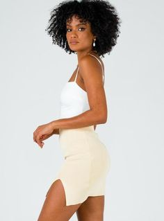 Split Legs, Online Fashion Boutique, Best Stretches, Princess Polly, Hair Tools, White Skirts, Thighs, Midi Skirt, Tight Skirts