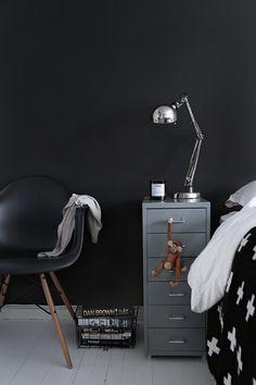 Bedroom  - nightstand ideas