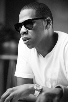 Going to see Jay-Z and Kanye West tonight; the two biggest watch loving rappers in the game. Jay-Z seen here in the stainless steel Skeleton Perpetual Calendar Royal Oak.