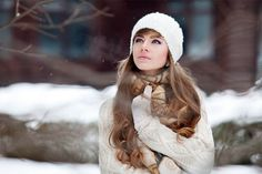 Hair care tips for balanced moister during winter.
