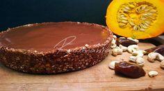 RAA dynovy koláč&čokoláda z banánu