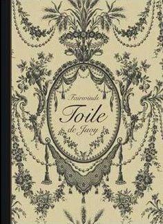 Toile de Juoy Book