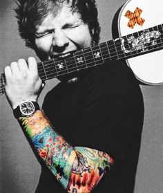 Ed Sheeran…. i actually find him incredibly adorable and i can't wait to watch him sing tonight…i'll pretend he's singing directly to me <3
