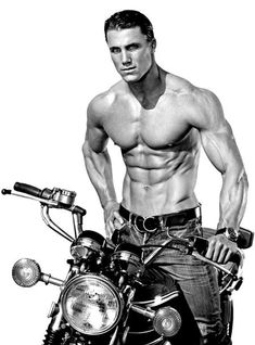 Greg Plitt all man