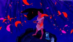 She was always searching for purpose in life just like the rest of us.   17 Ways Pocahontas Is The Best Disney Character Of All Time