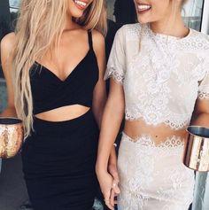 Ese vestido que compraste para asistir a una boda, úsalo en el antro.