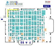 Floor Plan for the uks biggest dental exhibition. Looking to set up a practice or refurbish a surgery?