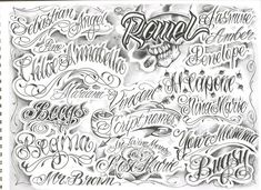 Chicano fonts                                                                                                                                                                                 More