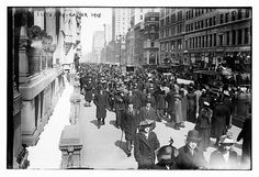 Vintage pic. Easter, 1915 Fifth Ave, New York City. We will be open today from 12pm-6pm.  #byrobertjames #brj #menswear #fashion #madeinusa #madeusa #madeinnewyork #williamsburg #brooklyn #newyork #lowereastside  #menswearblog #menswearstyle #mensstyle #mensfashion #mensfashionblog #mensfashionweek #fashionblogger #fashionblog #dapper #fashionweek #fashionstyle #fashiondesign #fashiondesigner #easter #vintagephotography #photography
