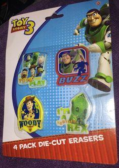 Woody Rex Alien Mini Buddies Beanie Hamm Thinkway Toys Disney Toy Story Buzz