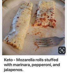 Keto Mozarella rolls stuffed with marinara pepperoni and jalapenos. 2019 Keto Mozarella rolls stuffed with marinara pepperoni and jalapenos. The post Keto Mozarella rolls stuffed with marinara pepperoni and jalapenos. 2019 appeared first on Rolls Diy. Ketogenic Recipes, Ketogenic Diet, Low Carb Recipes, Cooking Recipes, Healthy Recipes, Comida Keto, Keto Meal Plan, Low Carb Diet, Keto Fat