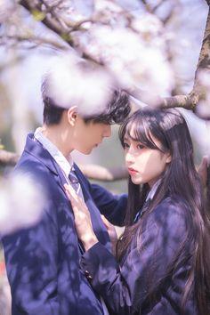 Korean Girl Photo, Cute Korean Girl, Ulzzang Couple, Ulzzang Girl, Song Joong Ki Birthday, Foto Jungkook, Couple Aesthetic, Korean Couple, Anime Love Couple