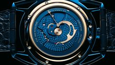 In form and color, De Bethune's DB28 Kind of Blue Tourbillon is otherworldly in appearance—as clear a statement of individuality as anyone could strap to their wrist. Yet the naturally heat-blued titanium tourbillon also stands as a statement about the gulf between De Bethune's capabilities and what other companies might add to their watches. In recent years some of the features evident in the original DB28 tourbillon, including polished titanium; unconventional balance design; and…