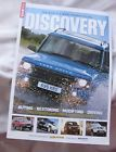 .Land Rover DISCOVERY car magazine /  book .Barn find.