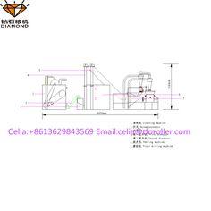 Henan Zhongyuan Roller Co. Flour Mill Machine, Milling Machine