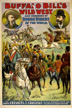 010-Buffalo Bill's wild west and congress of rough riders of the world 1899-Library of Congress