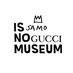 Rejected logo for the @noguchimuseum