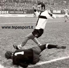Tantissimi auguri al mitiico Alberto Rizzati  (Ferrara, 19 aprile 1945)  ⚽️ C'ero anch'io ... http://www.tepasport.it/  Made in Italy dal 1952