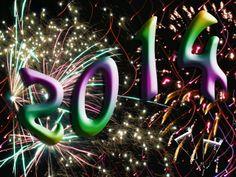 Frohes Neues Jahr 2014 an alle meine alle freunde