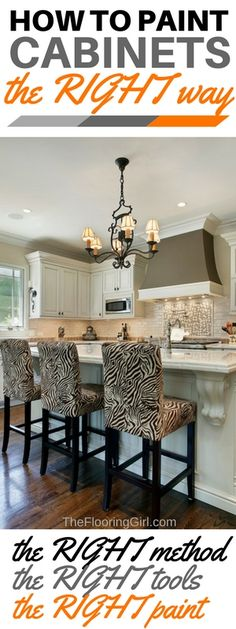 DIY: How to paint cabinets yourself. paint cabinets the right way. Best paint and tools to use for painting kitchen cabinets. Step by step process. #diy #paint #kitchen #cabinets #diyprojects #homedecor