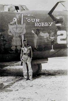 "B-24 Liberator"" Our Hobby"" a B-24H -20-CF,  Serial No. 42-50303"