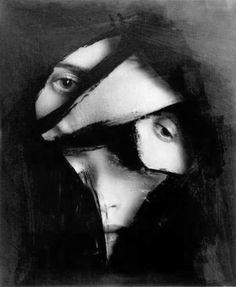 David Seidner Illusion, Experimental Photography, Ap Art, Human Art, Cubism, Black And White Photography, Art History, Art Photography, Distortion Photography