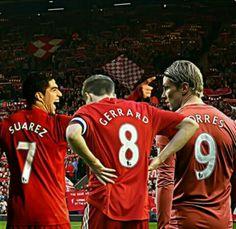 3 Legends of Anfield