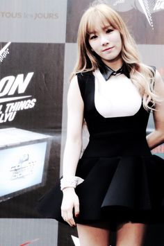 #Taeyeon #SNSD #leader #redcarpet