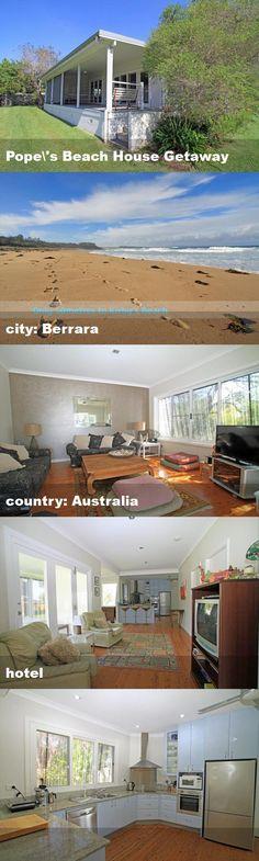 Pope's Beach House Getaway, city: Berrara, country: Australia, hotel Australia Hotels, Tour Guide, Beach House, Tours, Mansions, Country, House Styles, City, Home Decor