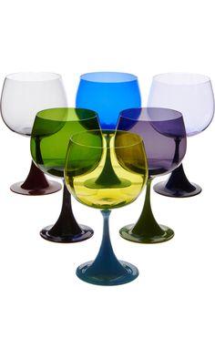 Nason Moretti Burlesque Glass Set