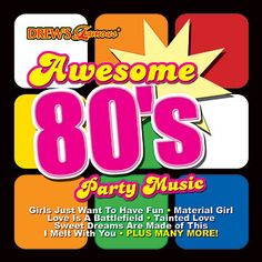 just because I was born in the 80's does NOT mean I have to enjoy the 80's tunes..no thank you.