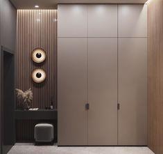 Wardrobe Interior Design, Wardrobe Door Designs, Bedroom Closet Design, Bedroom Furniture Design, Home Decor Furniture, Bathroom Interior Design, Interior Design Living Room, Bedroom Built In Wardrobe, Home Entrance Decor