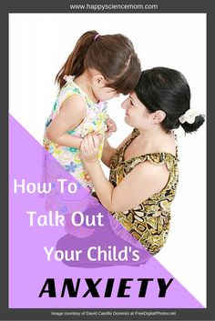 Anxiety can get the best of us and our children. How can you help your child manage anxiety?