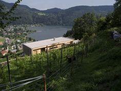 Sunseitn Außenansicht vom Hang, Austria